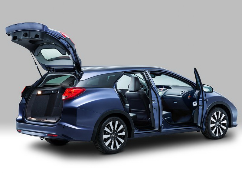 Honda-Civic Tourer 2014 800x600 wallpaper 06