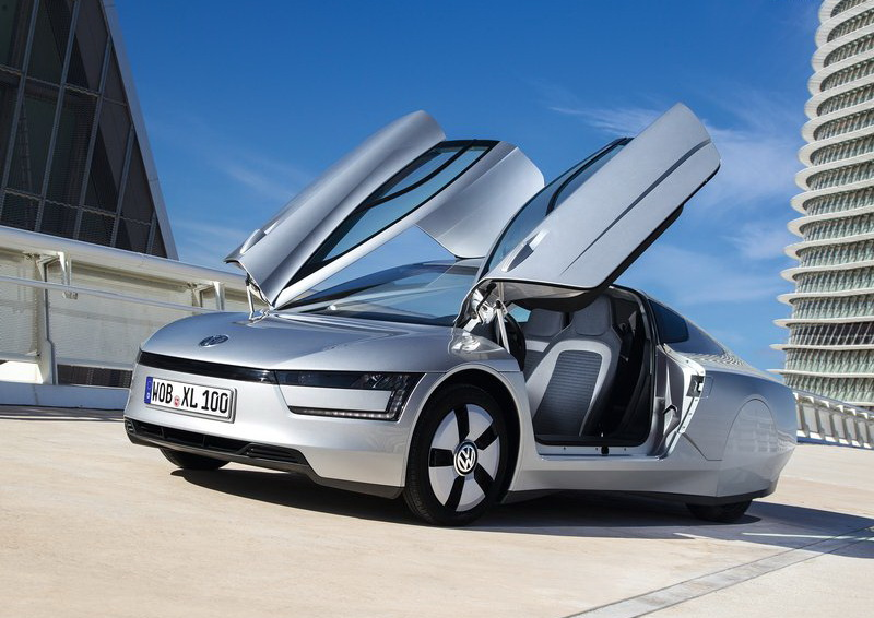 Volkswagen-XL1 2014 800x600 wallpaper 04