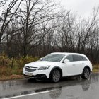 Снимкови материали - Тест - Opel Insignia Country Tourer