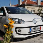 Снимкови материали - Тест - Тест на VW eco up!