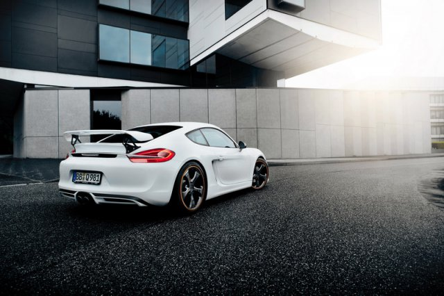 TECHART for Porsche Cayman S